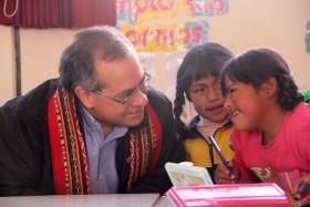 Minedu invertirá en colegios de Cusco